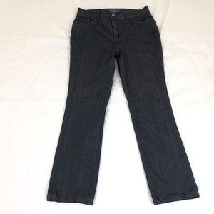Not Your Daughter Jeans NYDJ Black Stretch Lift-Tu